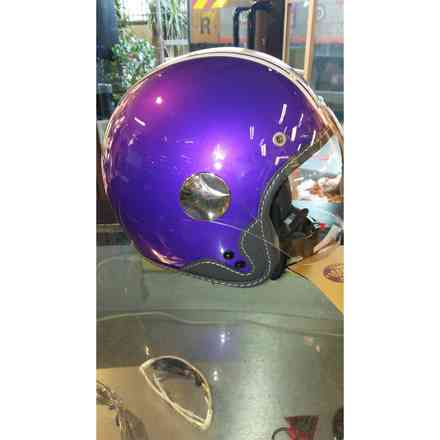 Ls Junior purple pearl Helmet MAX - Helmets