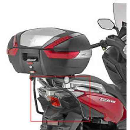 Luggage rack honda pcx 125 2018 Givi