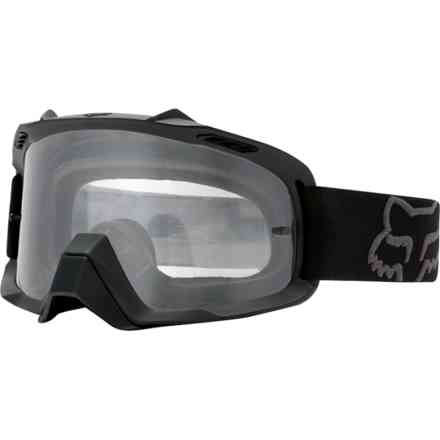 Lunettes Fox Racing Air Space Matt Black Fox