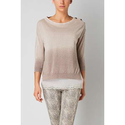 Lurex knit  Gaudi