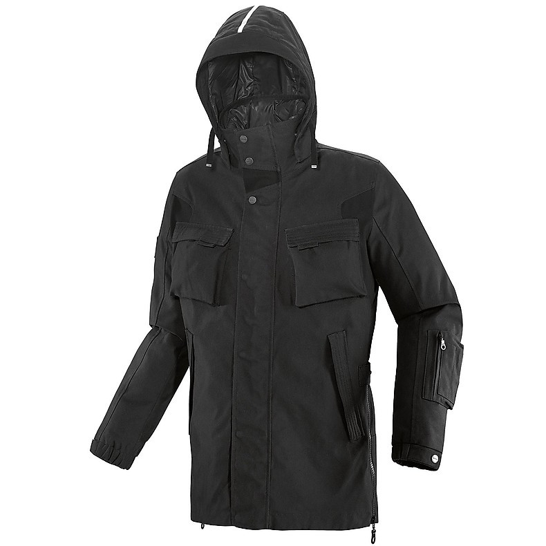 M-Combat H2Out  Jacket black Spidi