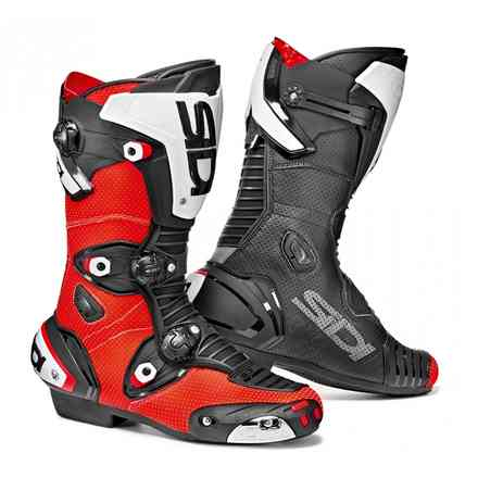 Mag-1 Air fluo red black Boots Sidi