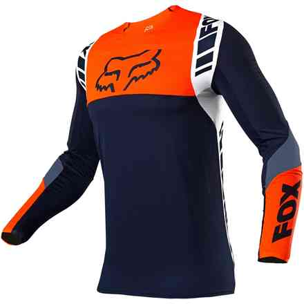 Maglia Cross Fx Flexair Mach One Navy Fox