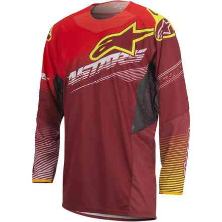 Maglia cross Techstar Factory Alpinestars
