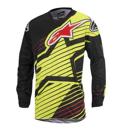 Maglia cross Youth Racer Braap 2017  Alpinestars