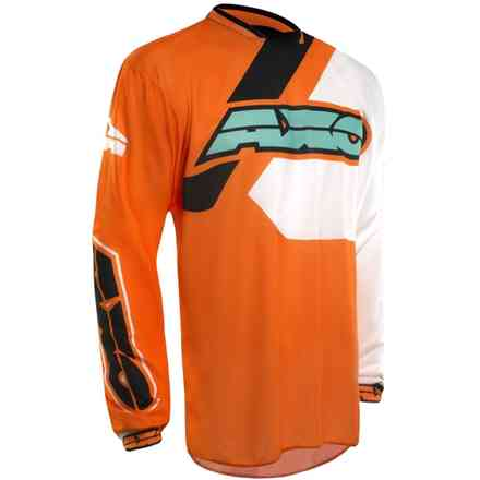 Maglie Trans-Am Orange/Blu Axo