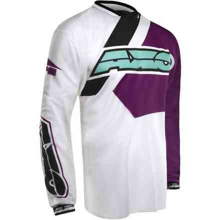 Maglie Trans-Am White/Purple Axo