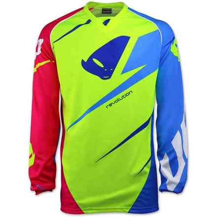 maillot cross Revolution limited edition Ufo