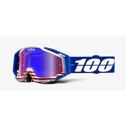 Maschera 100% Racecraft Anthem 100%