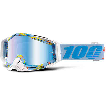 MASCHERA 100% RACECRAFT HYPERLOOP 100%