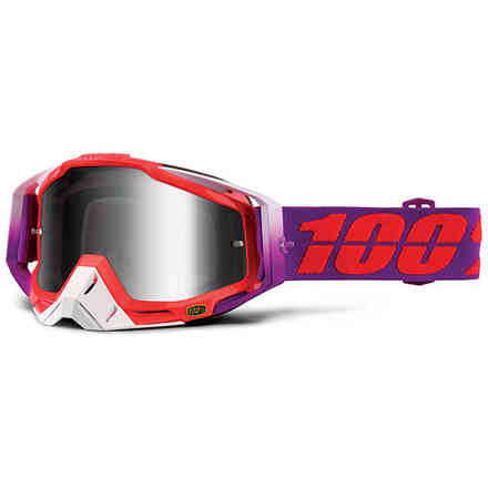 MASCHERA 100% RACECRAFT WATERMELON 100%