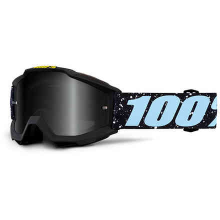 Maschera Accuri Junior Milkyway 100%