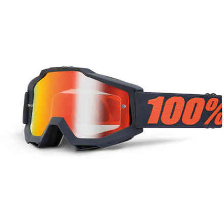 MASK 100% ACCURI GUN METAL 100%