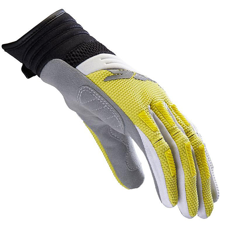 Mega-X Gloves yellow Spidi