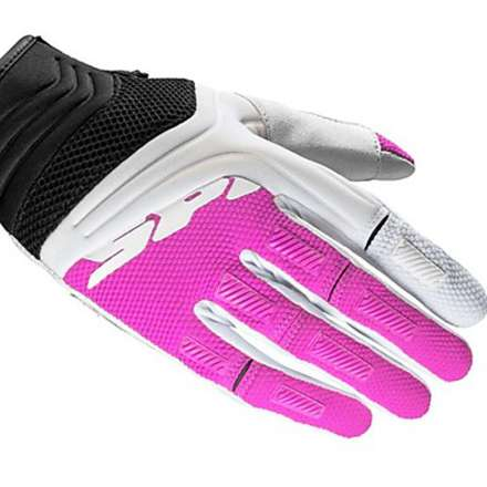 Mega-X Lady Gloves pink Spidi