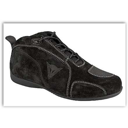 Merida Black Shoes Dainese