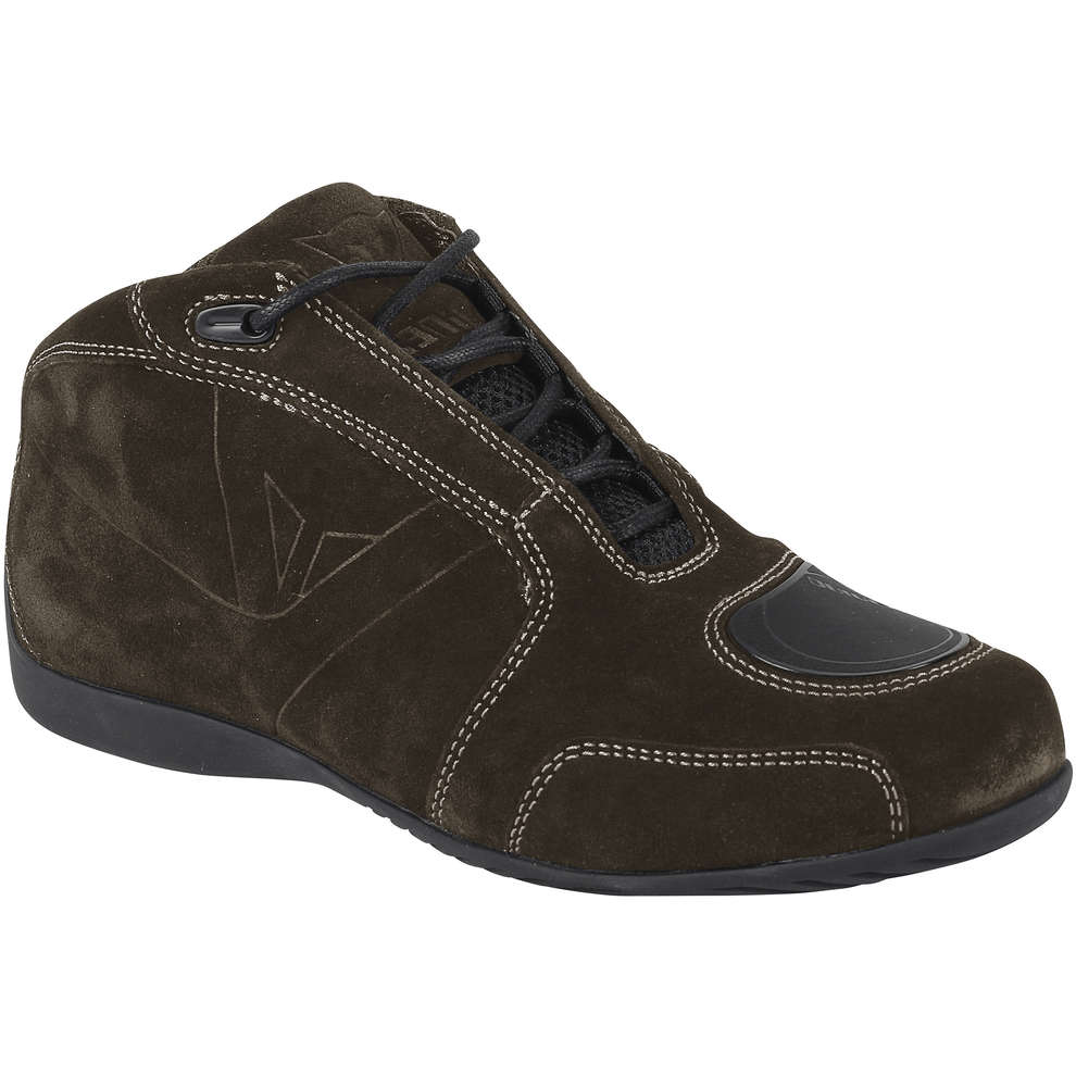 Merida D1 dark brown Shoes Dainese