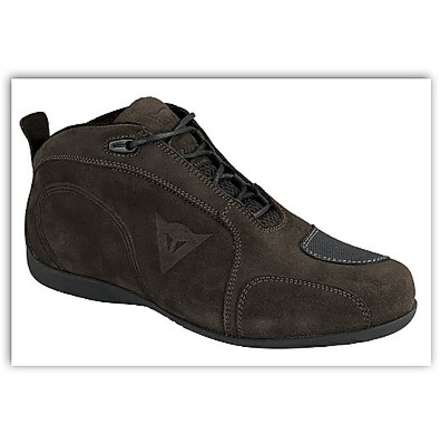 Merida Dark Brown Shoes Dainese