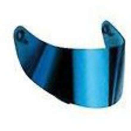 Metal blue Visor for X-802 , X-702 X-lite