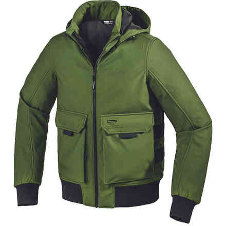 Metromover Military H2out Jacket Spidi