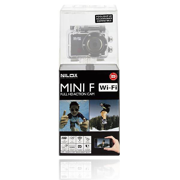 Mini-F Wi-Fi Video camera Nilox