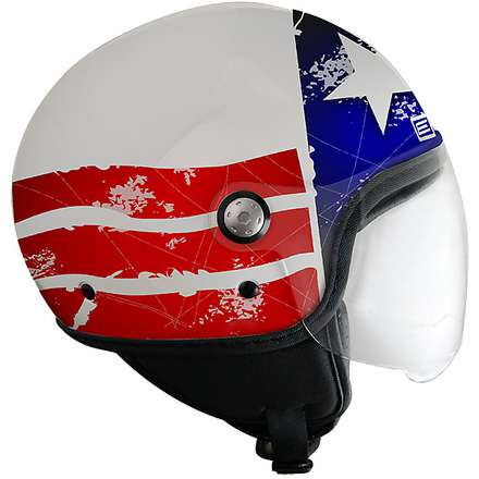 Mio Stars and Stripes Helmet Origine