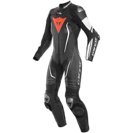 Misano 2 D-Air Lady leather suit Perforated Dainese