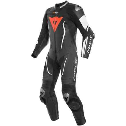 Misano 2 D-Air leather suit perforated Dainese