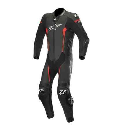 Missile 1 Pc Tech Air Compatible leather suit Alpinestars