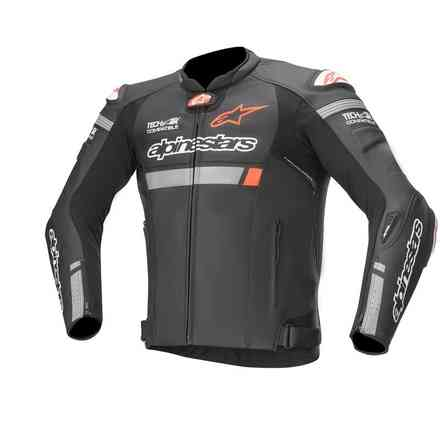 Missile Ignition jacket suitable Tech-Air Blk Alpinestars