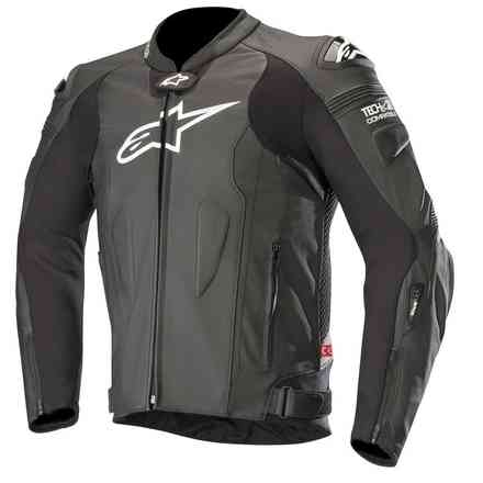 Missile jacket Tech Air compatible black Alpinestars
