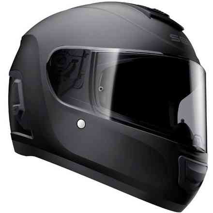 Momentum Helmet, Dual With Bluetooth Matt Black Sena