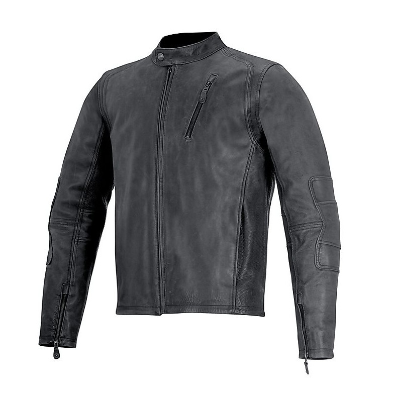 Monty Black Jacket Alpinestars