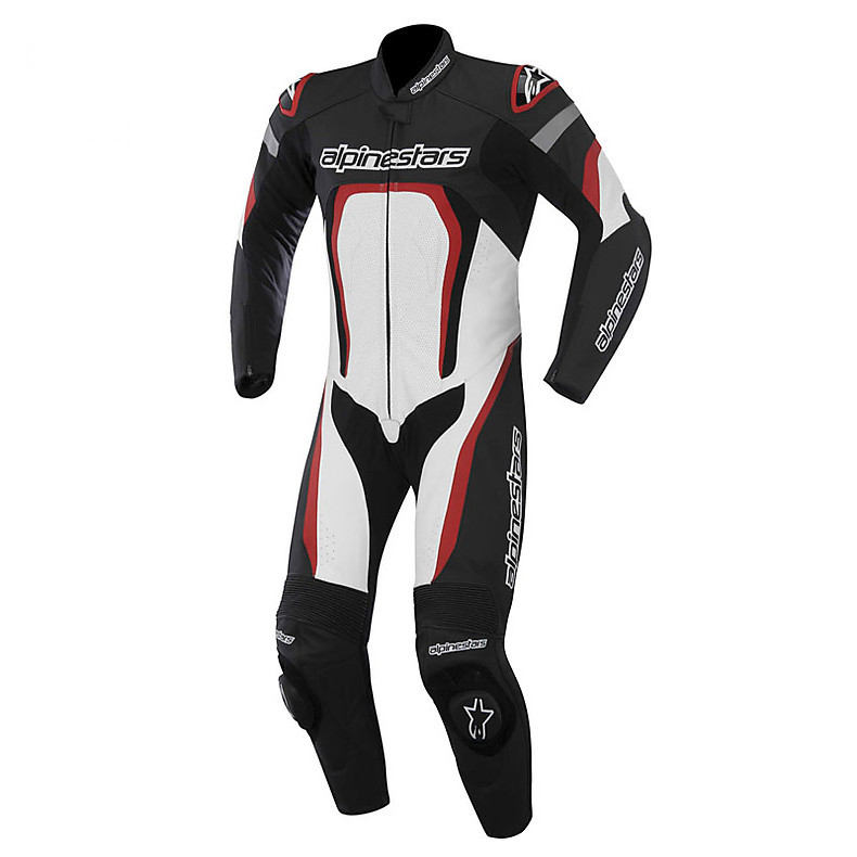 Motegi 2015 Suit black-white-red Alpinestars