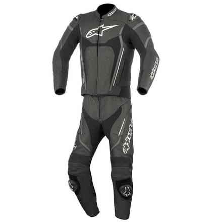 Motegi V2 2pc Leather Suit  Alpinestars