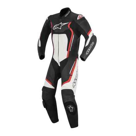 Motegi V2 professional Suit black red white Alpinestars
