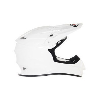 Mr Jump Plain White Helmet Suomy