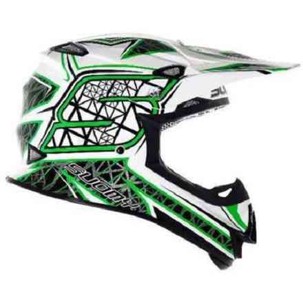 Mr Jump S-Line Green Helmet Suomy