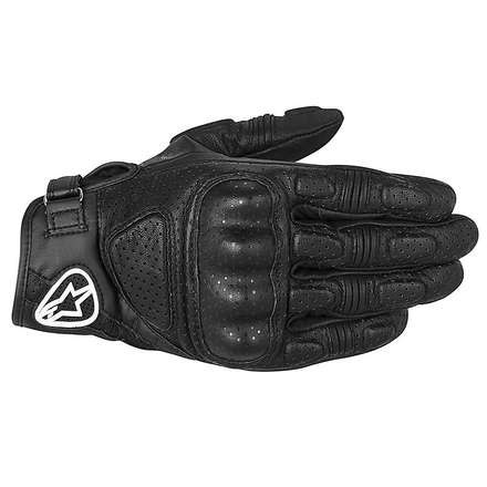 Mustang Gloves black Alpinestars