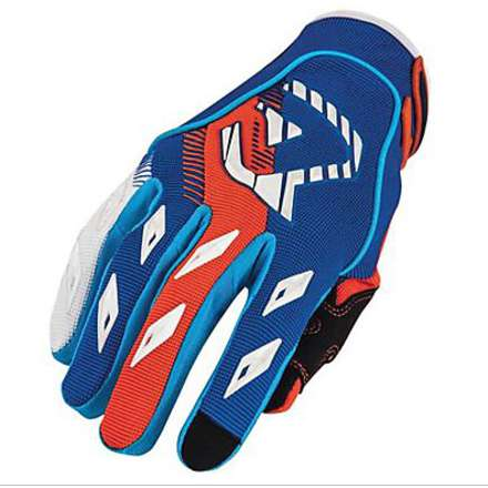 Mx-X1 blue-orange gloves Acerbis