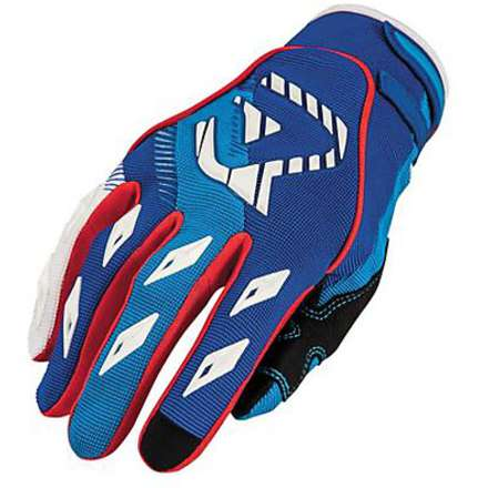 Mx-X1 blue-red gloves Acerbis