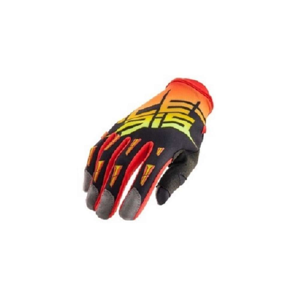 Mx-x2 black-red gloves Acerbis