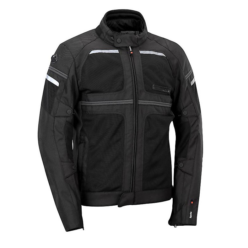 Mystraal Air Jacket black Spyke
