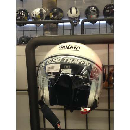 N 20 Traffic smart plus Helmet Nolan