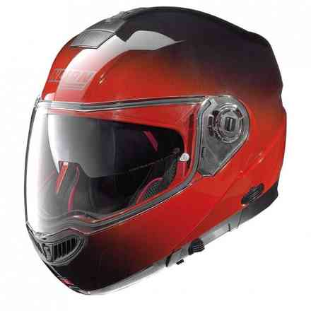 N104 Absolute Fade Cherry Helmet Nolan
