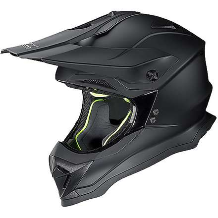N53 Smart Flat Black Helmet Nolan
