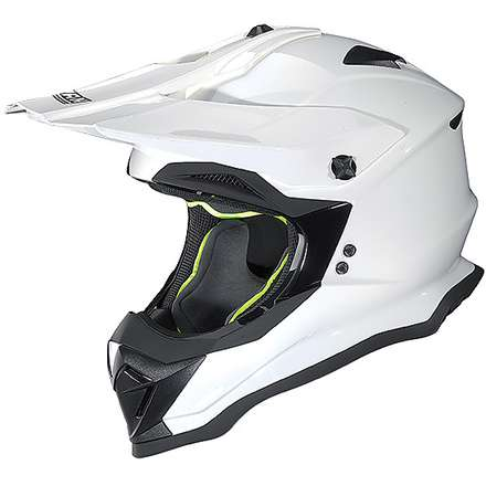 N53 Smart White Helmet Nolan