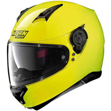 N87 Hi-Visibility yellow fluo Helemt Nolan