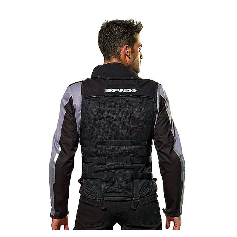 Neck Dps Vest Jacket Spidi