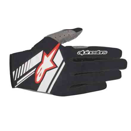 Neo Moto Gloves white black Alpinestars